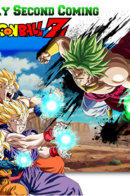 Dragon Ball Z Movie 10 Broly Second Coming